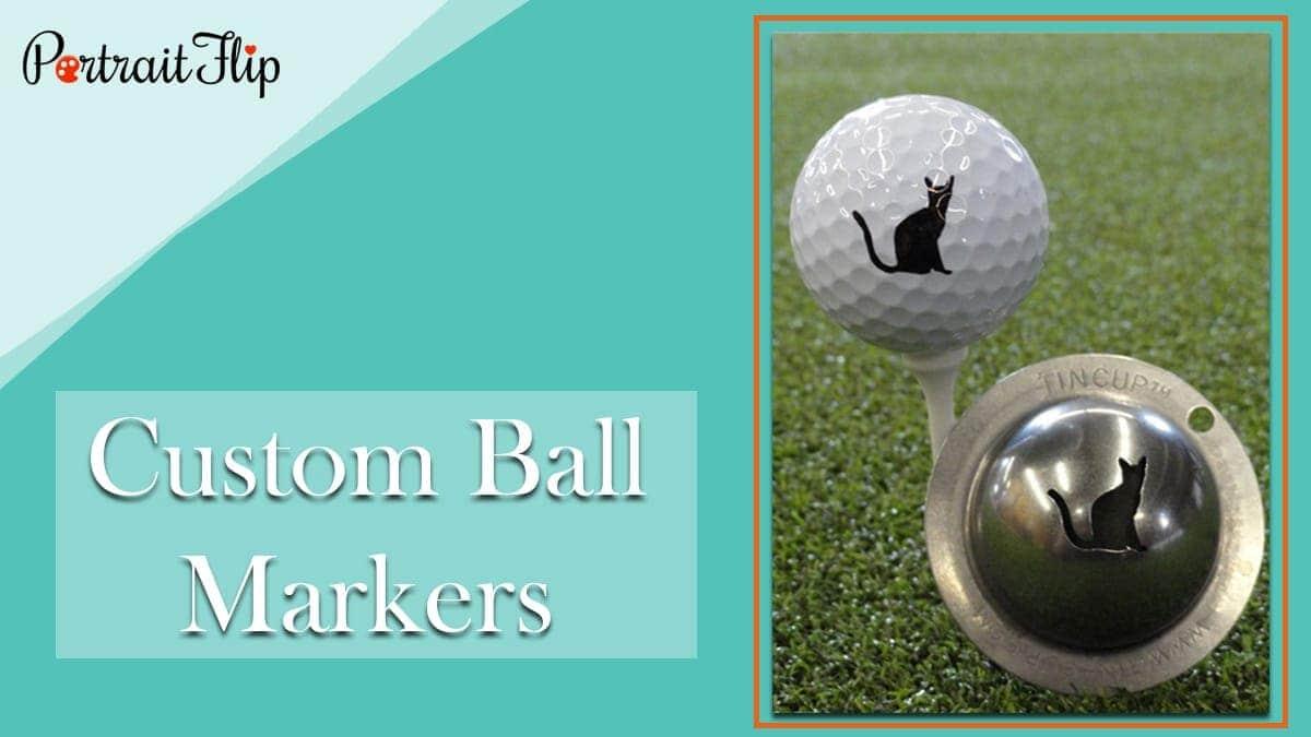 Custom ball markers