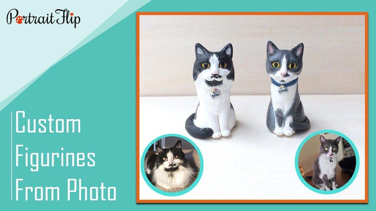Custom figurines from photo