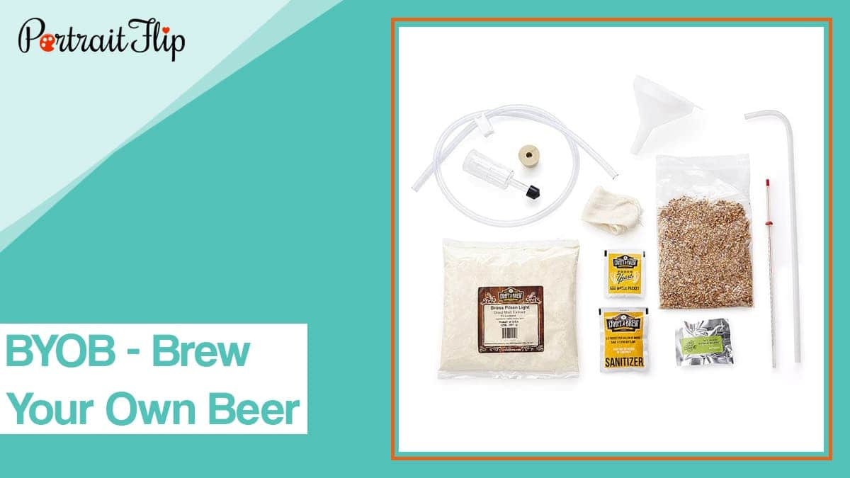 Byob brew your own beer