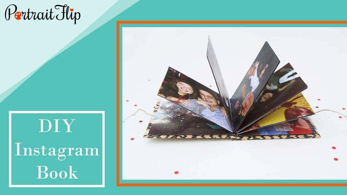 Diy instagram book