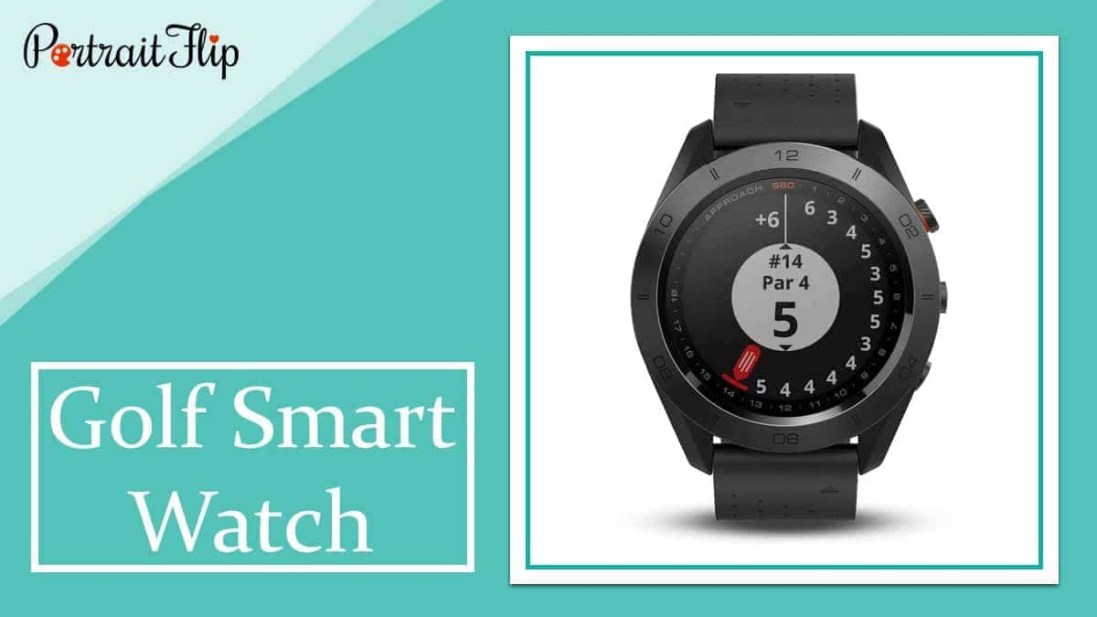 Golf smart watch