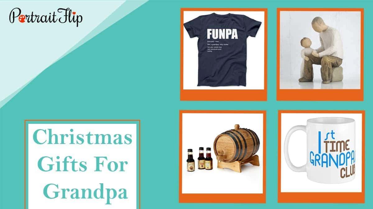 Christmas gifts for grandpa