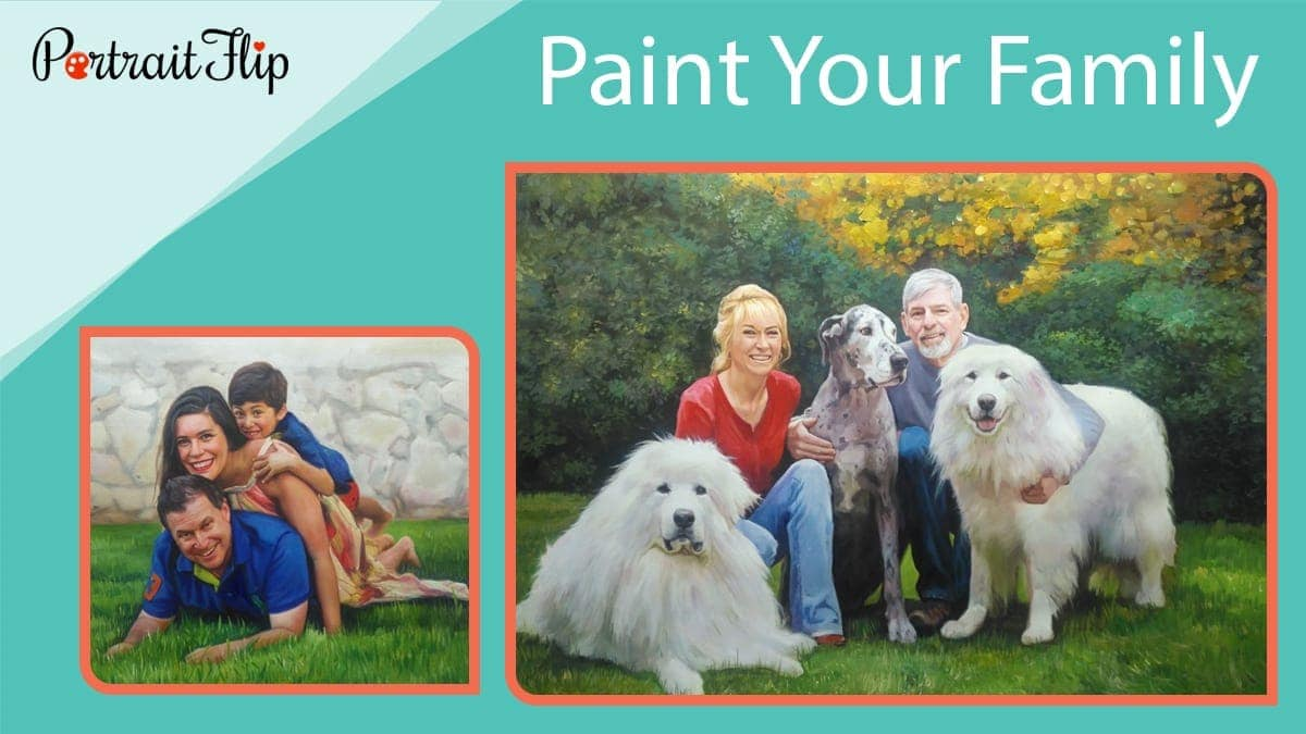 Paint your family