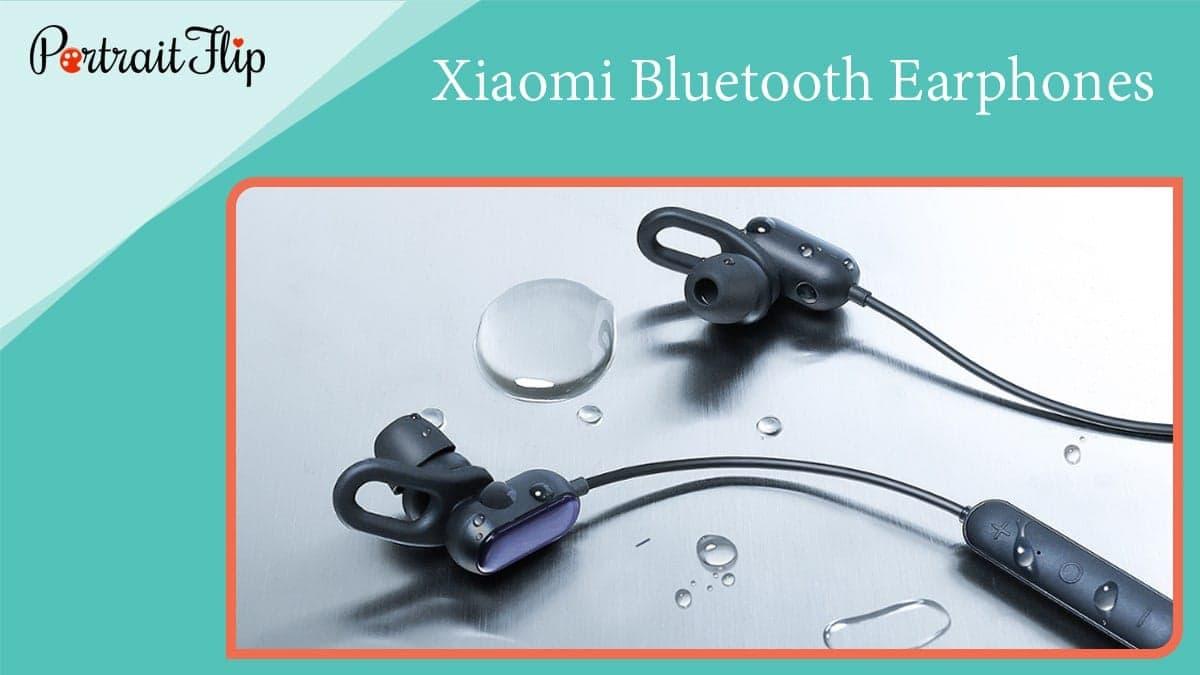 Xiaomi bluetooth earphones