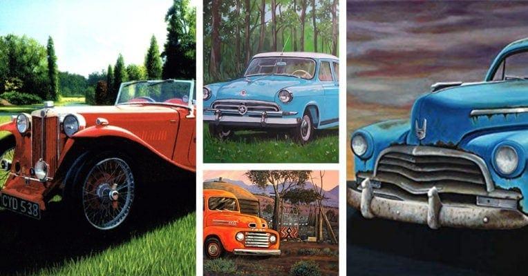 Car portraits