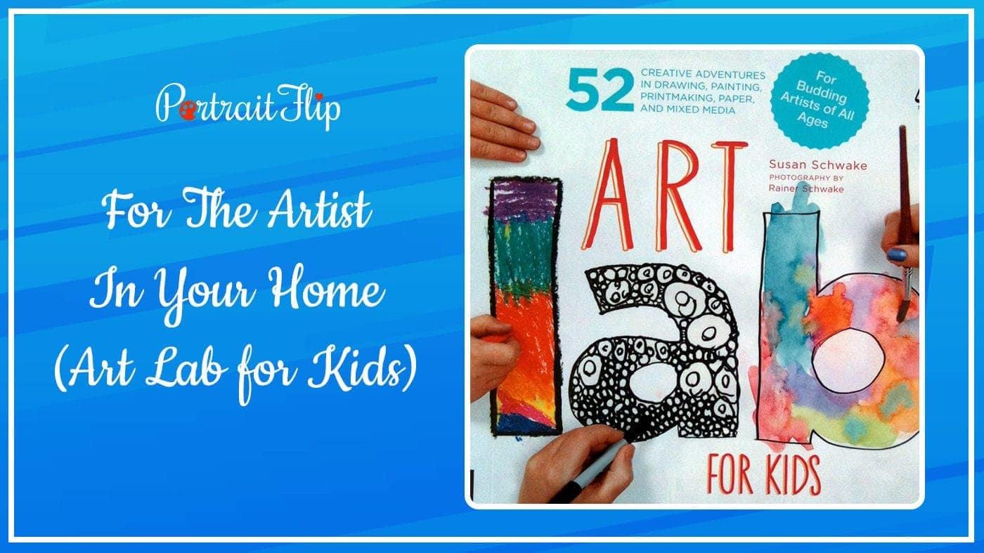 For The Artist In Your Home