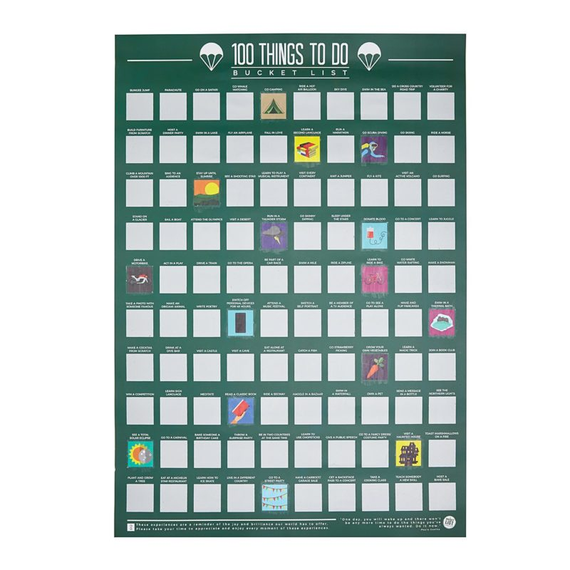 100 things to scratch off poster – 15.