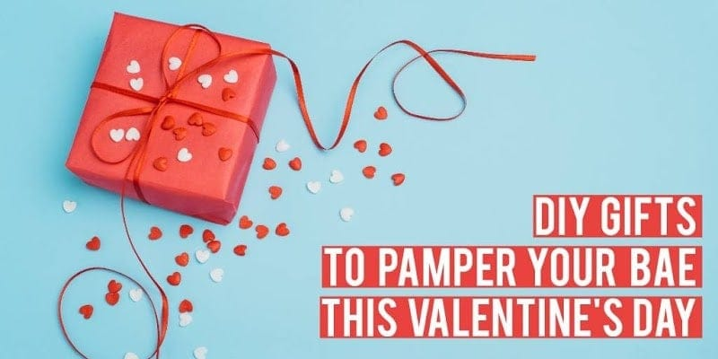 Valentines day gifts diy.