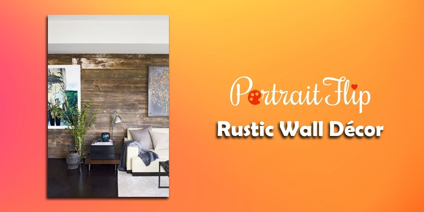 rustic wall décor