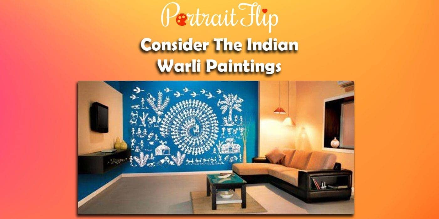 consider the indian warli paintings