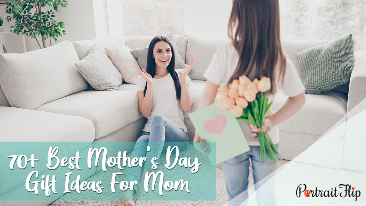 Mother's day gifts PortraitFlip