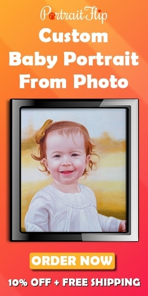 Baby Portraits ad