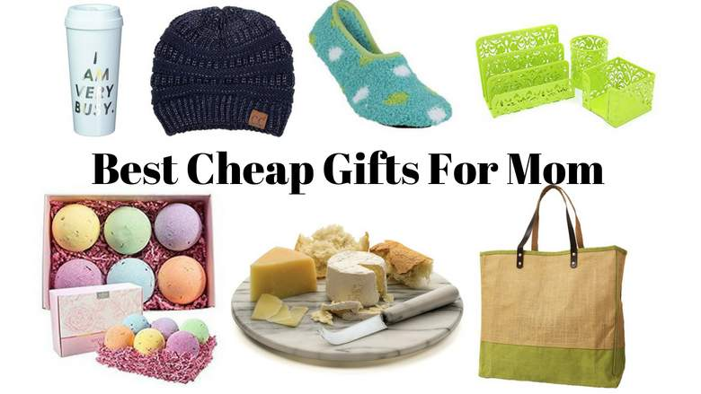 Cheap gifts for mother's day