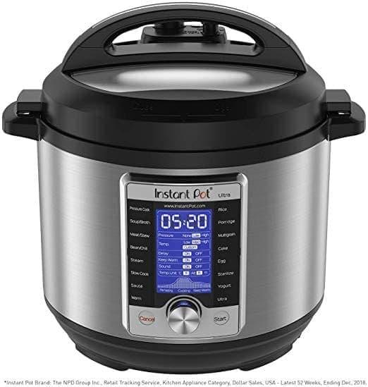 Ultra 10 in 1 pressure cooker