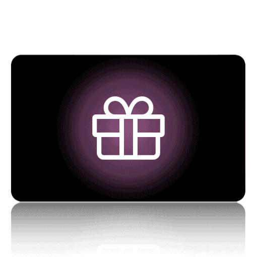 A portraitflip gift card