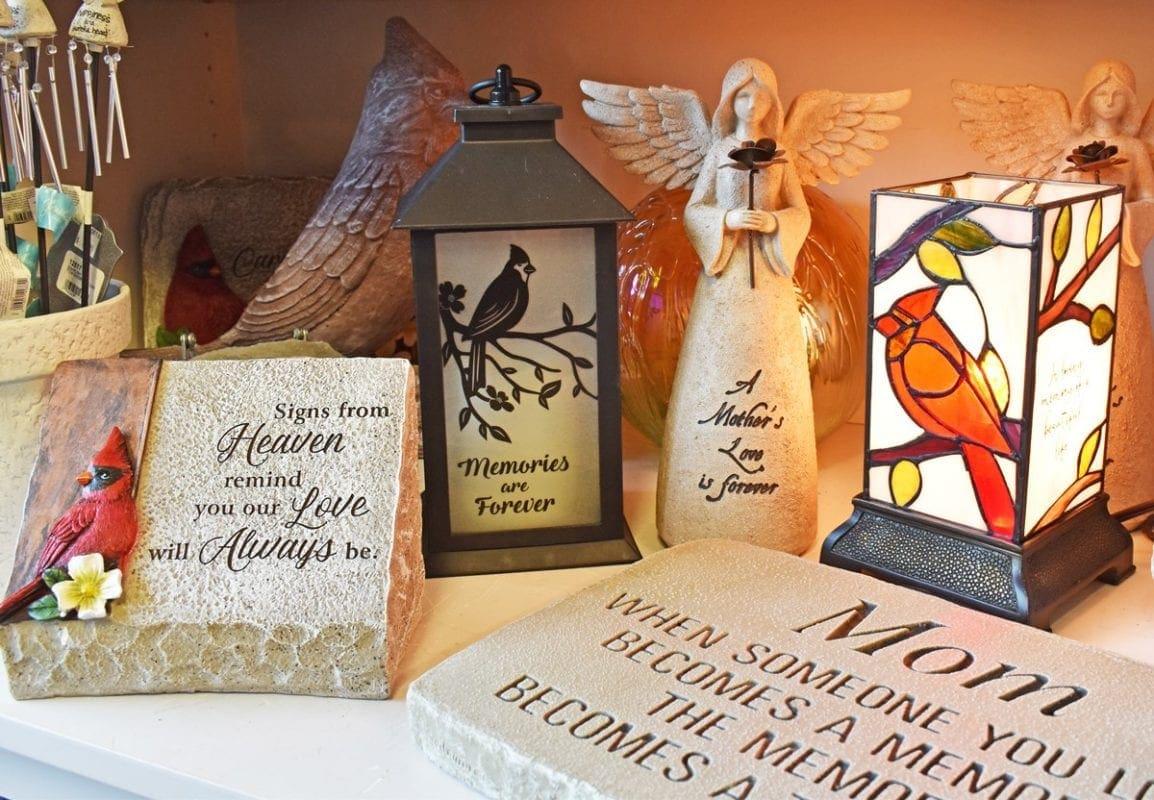 Memorial gifts