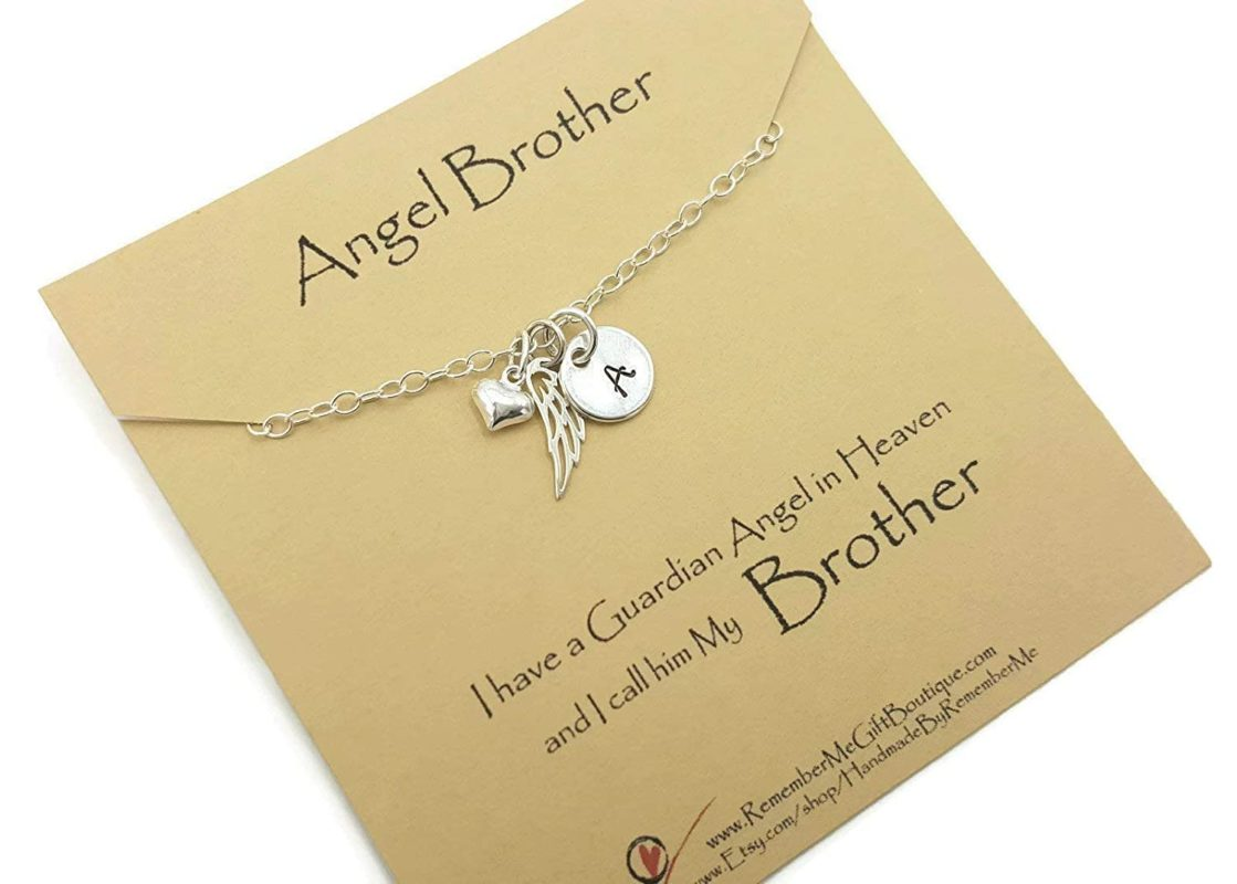 Memorial gifts for loss of brother