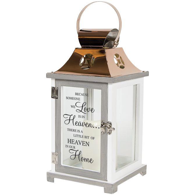 Memorial lantern