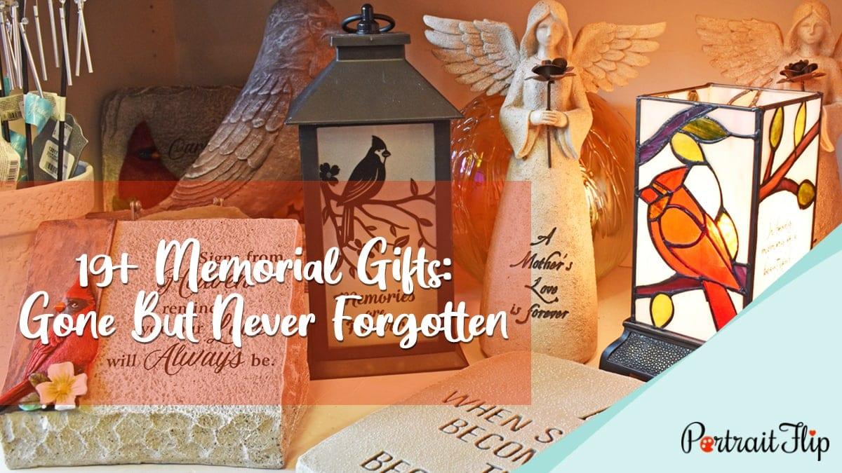 Memorial Gifts PortraitFlip