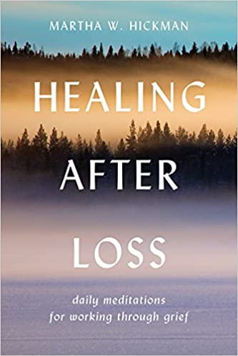 Healing after loss self help book