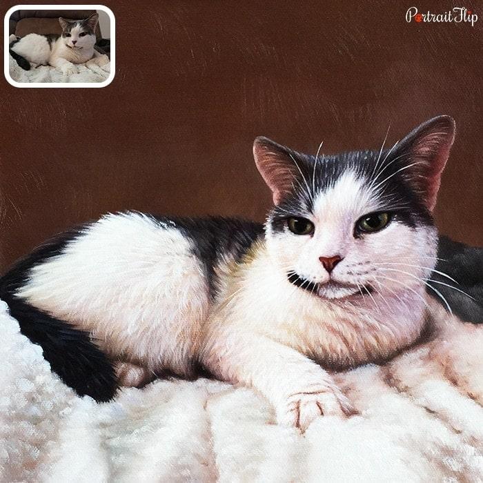 CAT ACRYLIC PORTRAITS