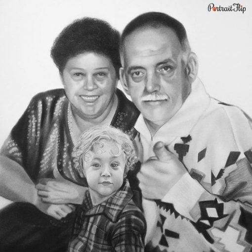 Compilation Pencil Portraits