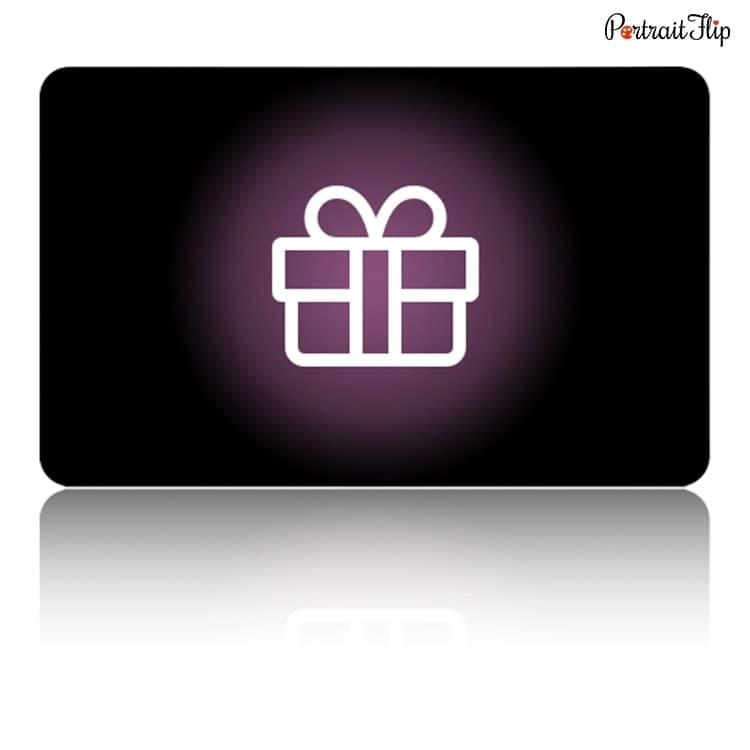 portraitflip gift card