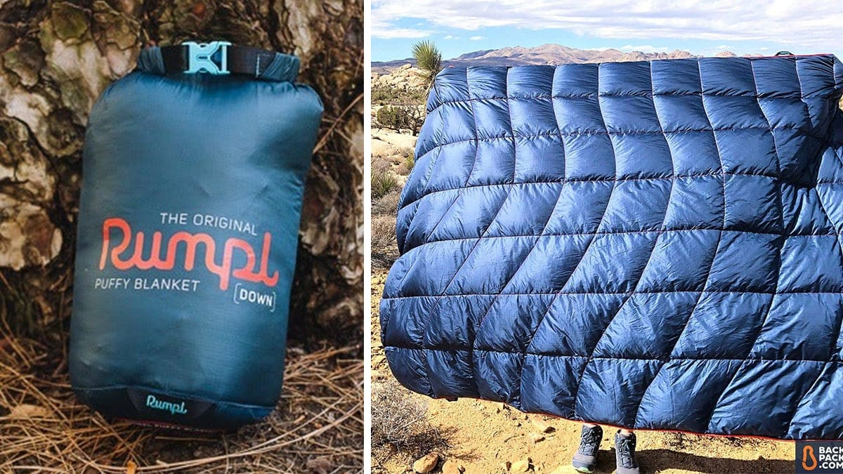 A Blanket For Outdoors – For Him