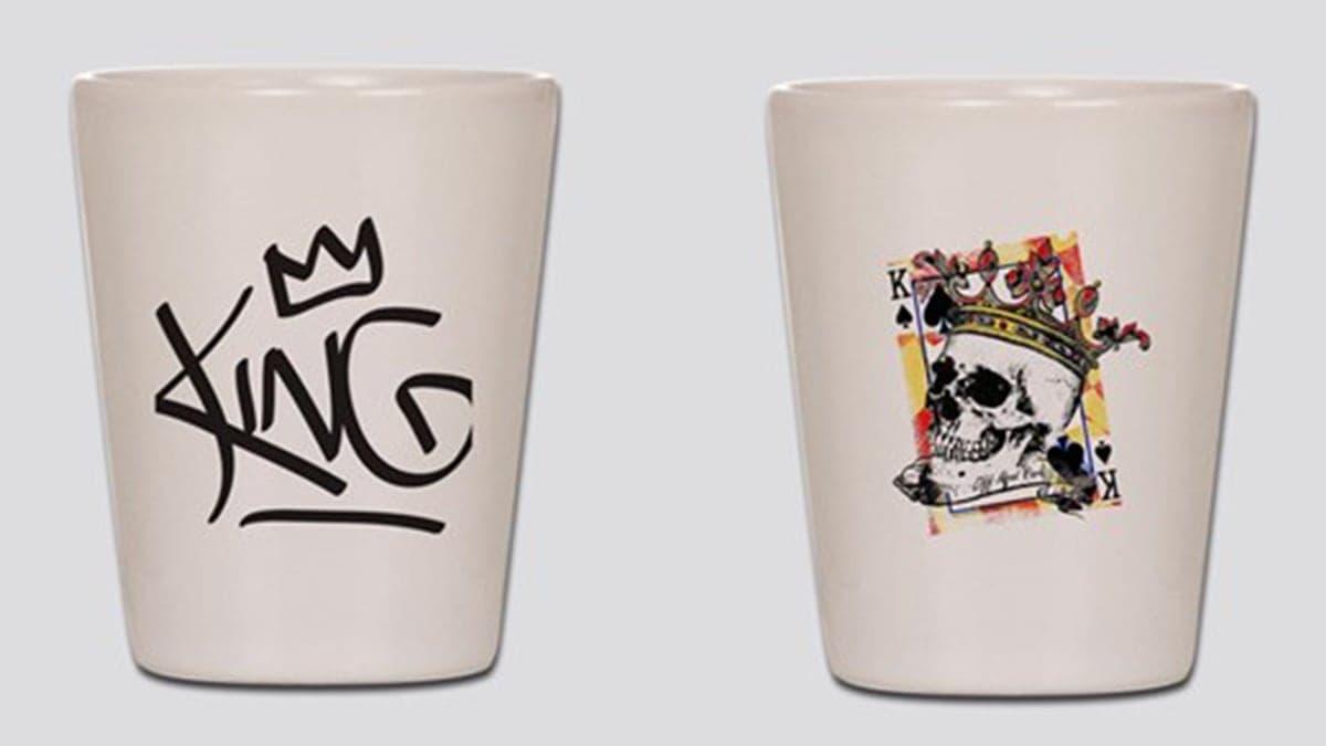 King Shot Glasses
