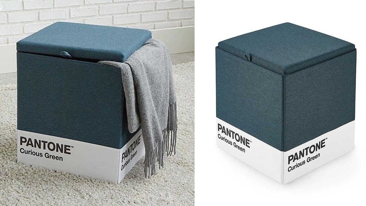 Pantone Storage Stool – For Her