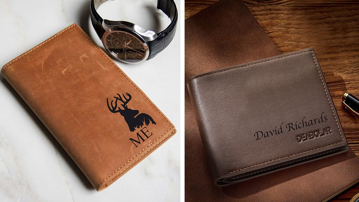 Personalized Men Wallet – For Men (Obviously)