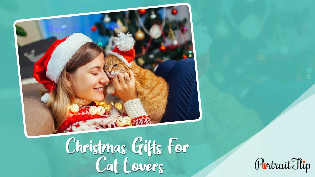 Christmas Gift For Cat Lovers