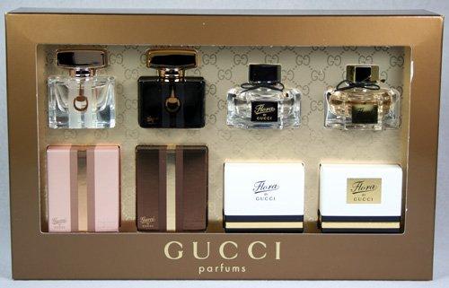 A set of perfumes