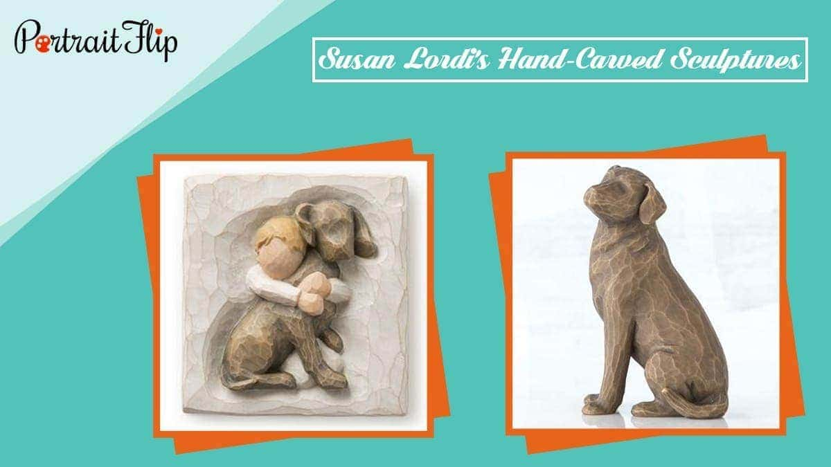 Susan lordi's hand carved sculptures