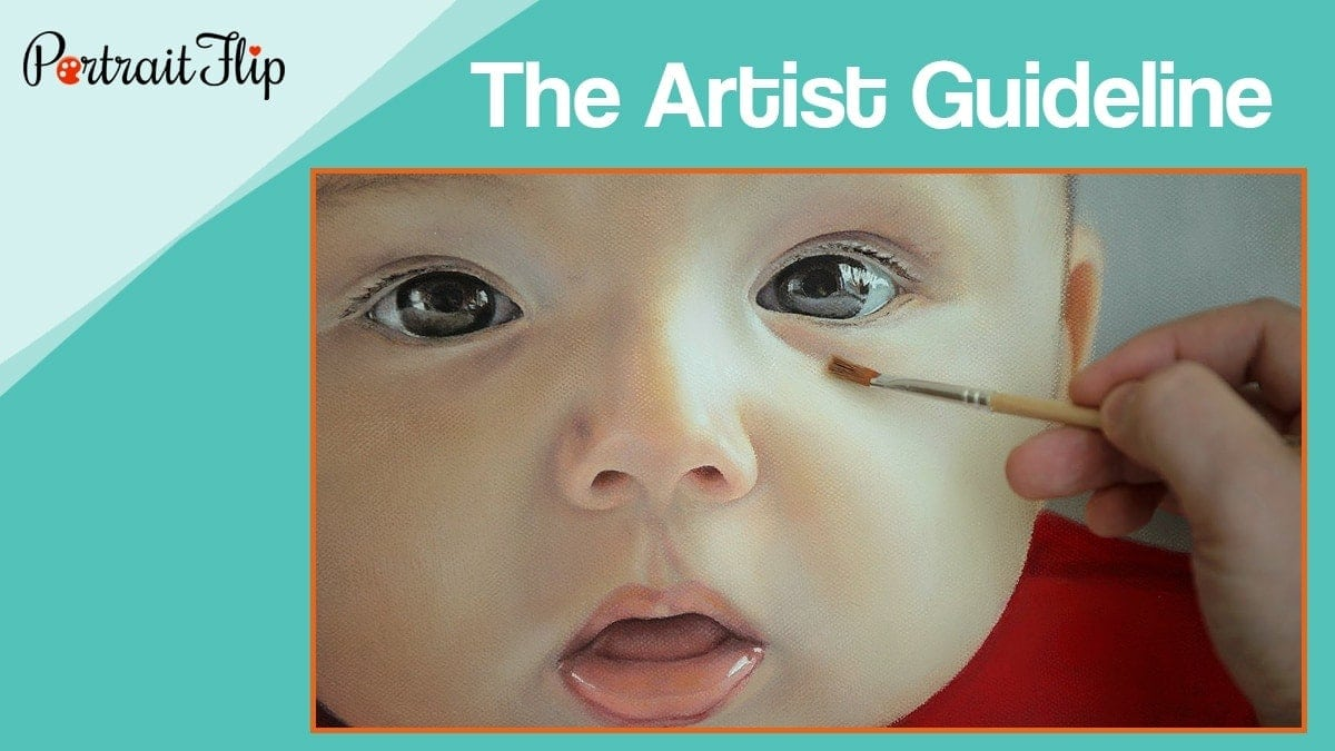 The artist guideline