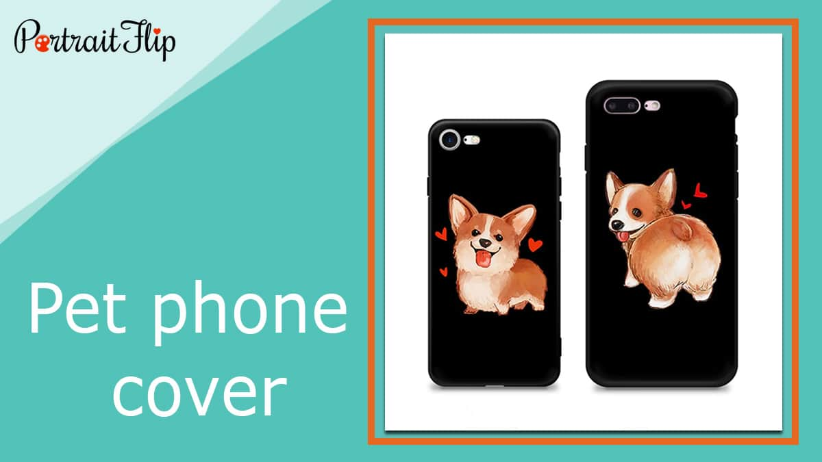 Pet phone cover