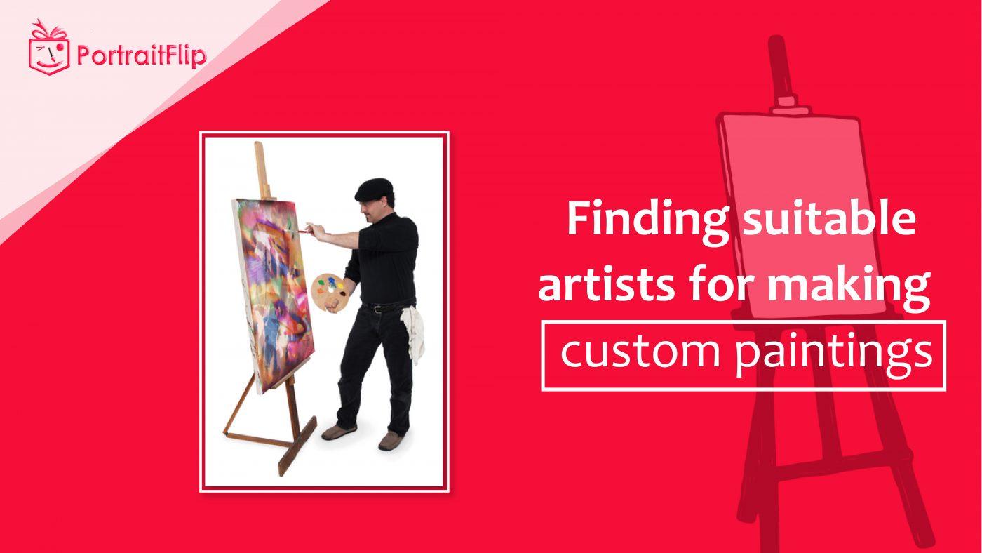 Poster finding artist 01