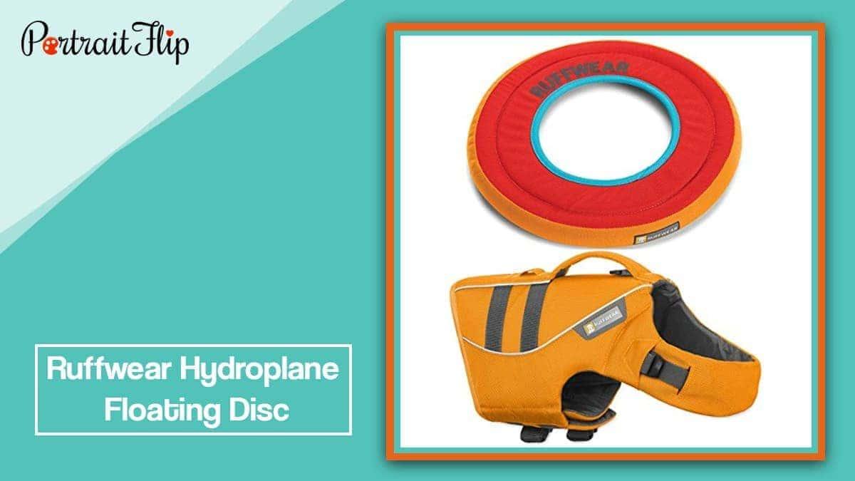 Ruffwear hydroplane floating disc