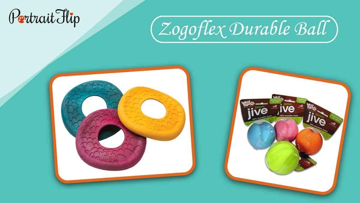 Zogoflex durable ball